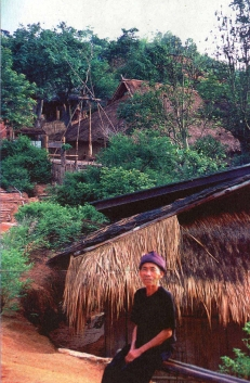 Thailand Akha Village B Post_10_07_02